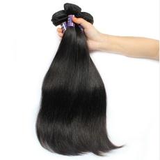 Mink Brazilian Virgin Hair Straight 3Bundles Ishow Hair Products Unprocessed Virgin Brazilian Straight Hair 6A Human Hair Weave