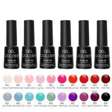 KADS 1Pcs Nail Gel Polish Gel Soak-off Gel Nail LED UV 7ml Nail Gel Long-lasting lacquers More engaging 4 Seasons