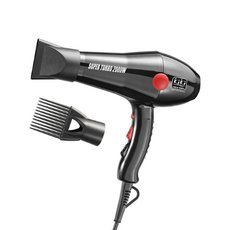 Beauty World.Professional AC motor Hair Dryer.2000W Super Turbo Hot sale PA housing styling tools hair drie